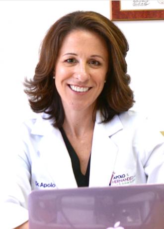Dr. MariaInes Apolo D.P.M. Podiatrist Coral Gables Miami Florida